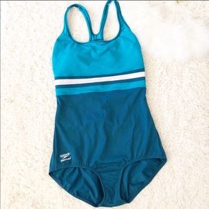 Speedo swimsuit size 12